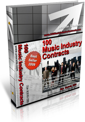 100 Music Industry Contracts